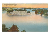 Yacht Club  Thousand Islands  New York