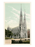 St Patrick's Cathedral  New York City