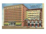 Huckins Hotel  Oklahoma City  Oklahoma