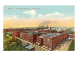 Goodrich Rubber Company  Akron  Ohio