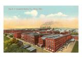 Goodrich Rubber Company  Akron  Ohio