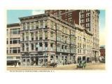Hills  McLean & Haskins Store  Binghamton  New York