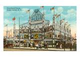 Dreamland Circus  Coney Island  New York City