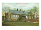 Snity House  Bethlehem  Pennsylvania