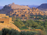 Tafraout  Anti Atlas Mountains  Morocco