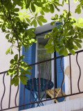 Balcony in Sault  Provence  France