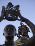 England  Warwickshire  Stratford Upon Avon  Shakespeare Statue
