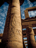 Great Hypostyle Hall at Karnak Temple  Egypt