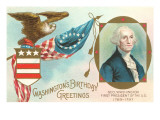 Washington Birthday Greetings