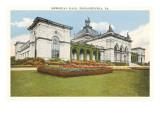 Memorial Hall  Philadelphia  Pennsylvania