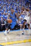 Dallas Mavericks v Oklahoma City Thunder - Game Three  Oklahoma City  OK - MAY 21: DeShawn Stevenso