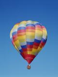 Hot Air Balloon  Albuquerque Balloon Fiesta  Albuquerque  New Mexico  USA