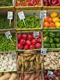 French Market  St Helier  Channel Islands  UK