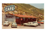 Malibu Inn Cafe  Roadside Retro