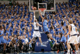 Oklahoma City Thunder v Dallas Mavericks - Game Five  Dallas  TX - MAY 25: Jason Kidd and Russell W