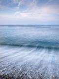 Seascape, Durdle Door Beach, Dorset, UK Papier Photo par Nadia Isakova