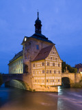 Germany  Bayern/Bavaria  Bamberg  Old Town Hall