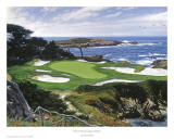 The 15th At Cypress Point