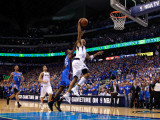 Oklahoma City Thunder v Dallas Mavericks - Game Five  Dallas  TX - MAY 25: Shawn Marion and Kevin D