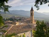 Pacentro  Nr Sulmona  the Abruzzo  Italy