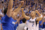 Oklahoma City Thunder v Dallas Mavericks - Game Five  Dallas  TX - MAY 25: Jason Kidd