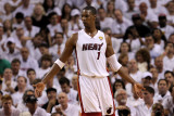 Dallas Mavericks v Miami Heat - Game One  Miami  FL - MAY 31: Chris Bosh
