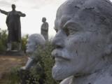 Lenin Statues  Semey  Kazakhstan