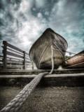 Row Boat Papier Photo par Stephen Arens