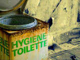 Toilete Urbex