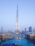 United Arab Emirates (UAE)  Dubai  the Burj Khalifa