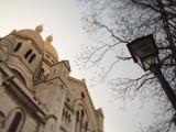 Sacre Coeur  Montmartre  Paris  France