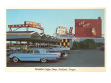 Waddle&#39;s Drive-In  Roadside Retro