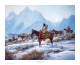 Apsaalooke Horse Hunters