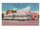Ayer&#39;s Diner  North Salisbury  Maryland