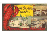 Cossie Snyder's Corner  Lobster Center  Retro