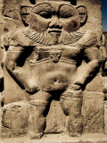 Statue of the Egyptian God Bes