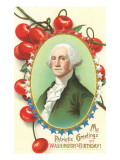 Washington&#39;s Birthday  Cherries