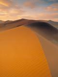 Sand Dune in Desert  Namib Desert  Namibia
