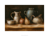 Earthenware &amp; Fruit I