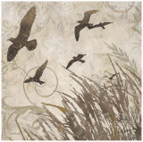 Birds in Flight II