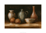 Earthenware &amp; Fruit II