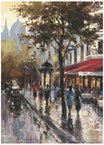 Avenue des Champs-Elysees I