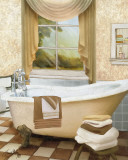 French Bath II Reproduction d'art par Elizabeth Medley
