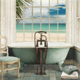Oceanview I Reproduction d'art par Elizabeth Medley