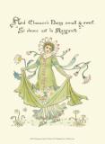 Shakespeare's Garden X (Daisy)