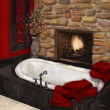 Fireplace Bath I