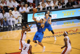 Dallas Mavericks v Miami Heat - Game Two  Miami  FL - JUNE 2: Shawn Marion and Udonis Haslem