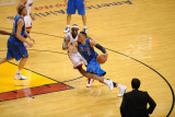 Dallas Mavericks v Miami Heat - Game Two  Miami  FL - JUNE 2: Shawn Marion and LeBron James