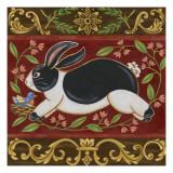 Folk Rabbit I