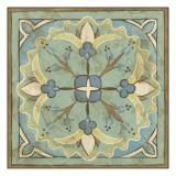 Non-Embellished Ornamental Tile IV